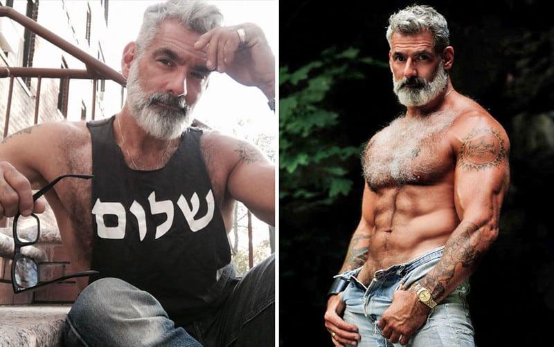 Мужчины за 55: язык не поворачивается назвать этих красавцев дедушками!