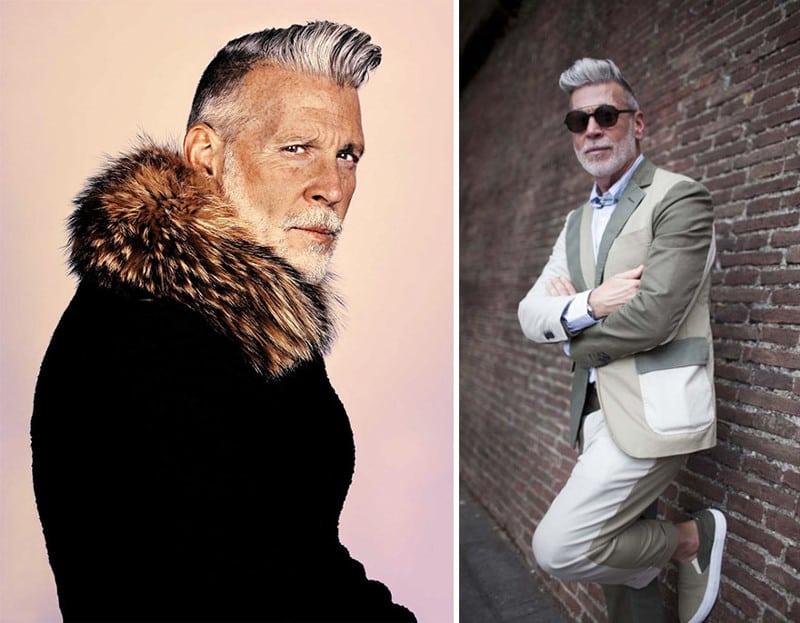 Мужчины за 50: язык не поворачивается назвать этих красавцев дедушками!