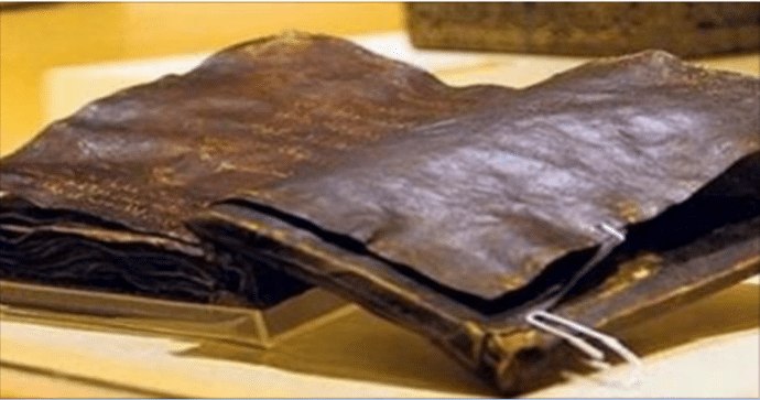 Найдена Библия, которой около 2000 лет. Стали известны новые факты об Иисусе