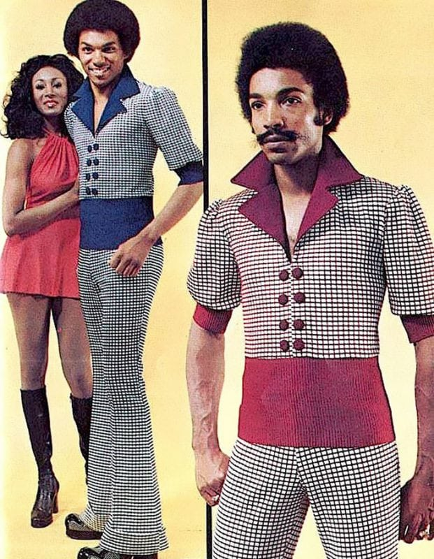 Несколько доказательств почему о мужской моде 70-х лучше забыть навсегда!