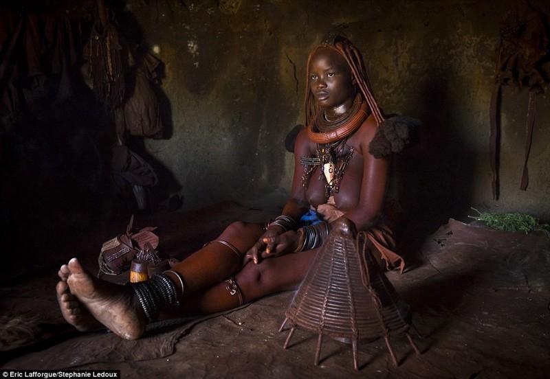 Обитатели самого прекрасного племени в мире