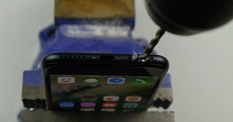 Обладателей iPhone 7 неудачно разыграли. Не вздумайте такое повторять!
