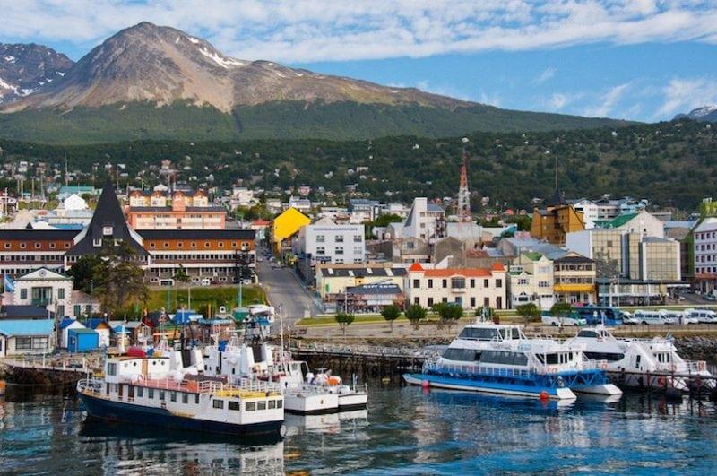 Онлайн путешествие по Южной Америке