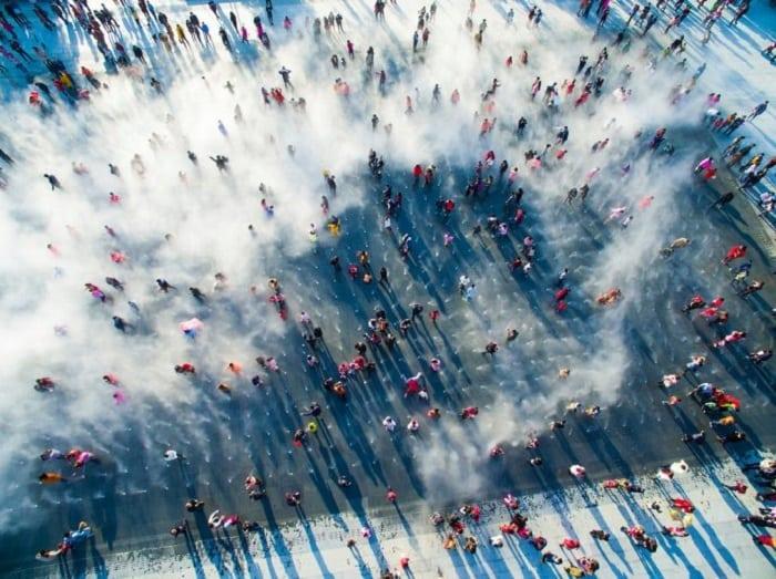 Планета глазами дрона: 11 лучших фотографий с конкурса SkyPixel 2016