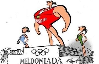 Реакция пользователей соц. сетей на допинговый скандал с легкоатлетами. Смешные комментарии!