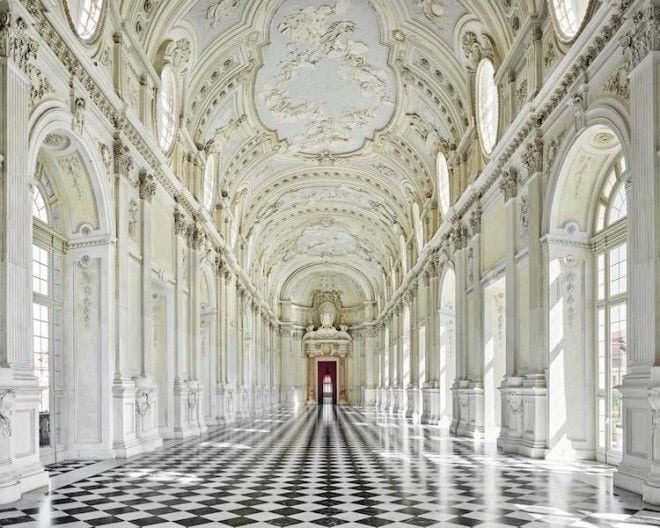 Роскошная архитектура дворцов Италии