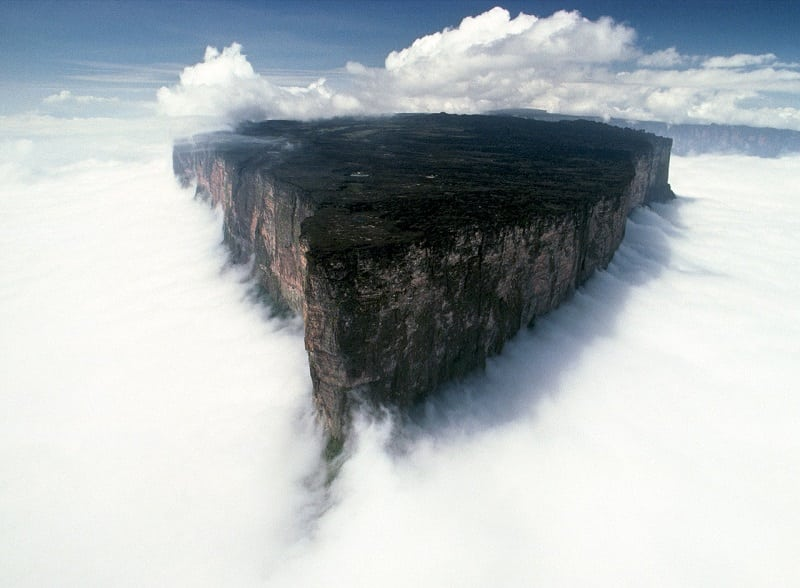 Самая высокая тепуи в Венесуэле