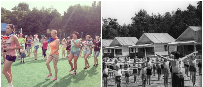Самые приятные воспоминания: детские лагеря Тогда и Сейчас
