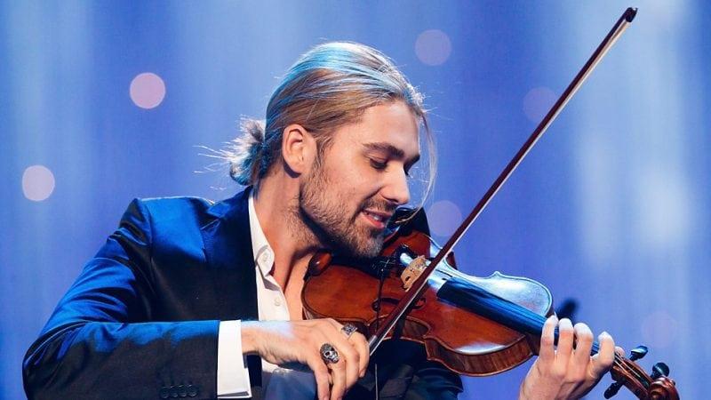 Самый быстрый скрипач виртуоз Дэвид Гарретт исполняет «Чардаш». Потрясающее звучание!