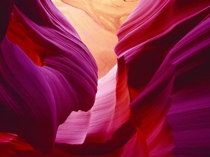 Самый красивый и сказочный каньон находится в США