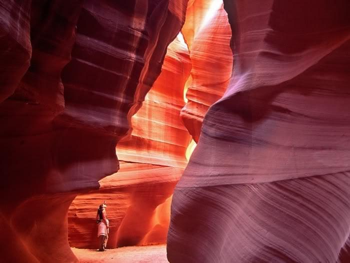 Самый красивый и сказочный каньон Антилопы