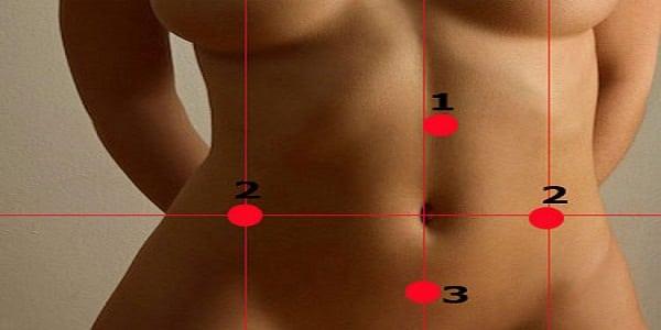 Сбросьте 8 кг за 7 дней благодаря точечному массажу!
