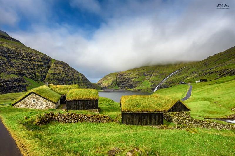 Скандинавские домики: 30 фотографий как из сказки