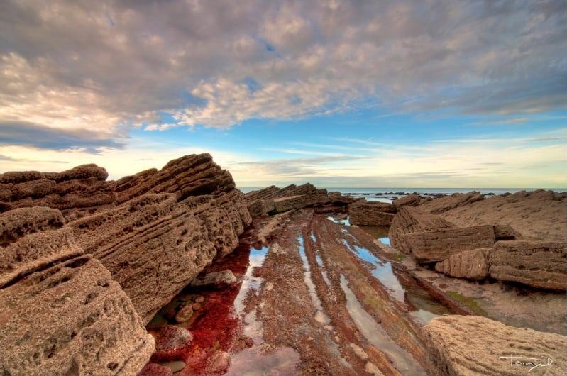 Спина дракона: Необычное природное явление в Испании