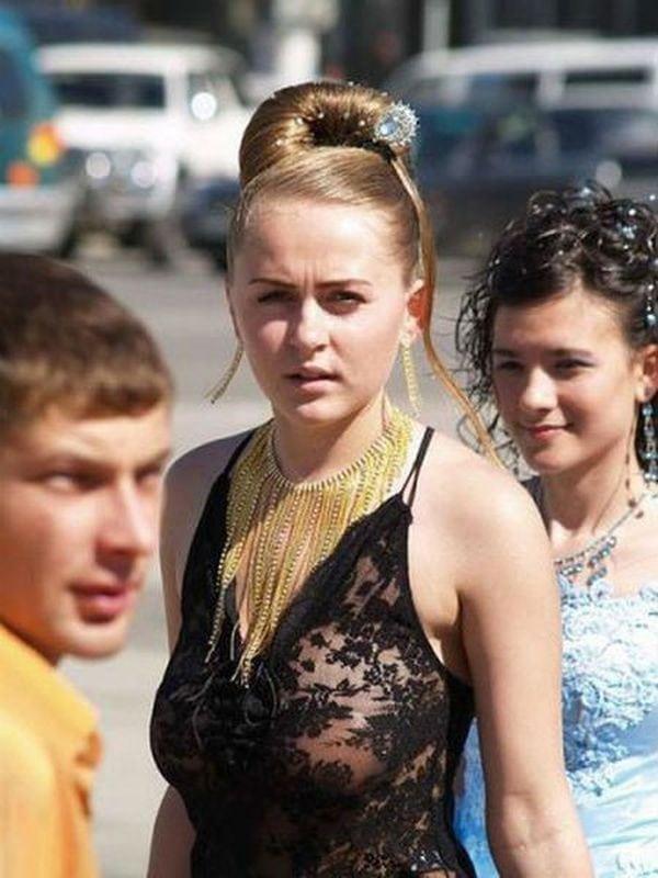 Топ-23 самых непристойных наряда на Выпускной