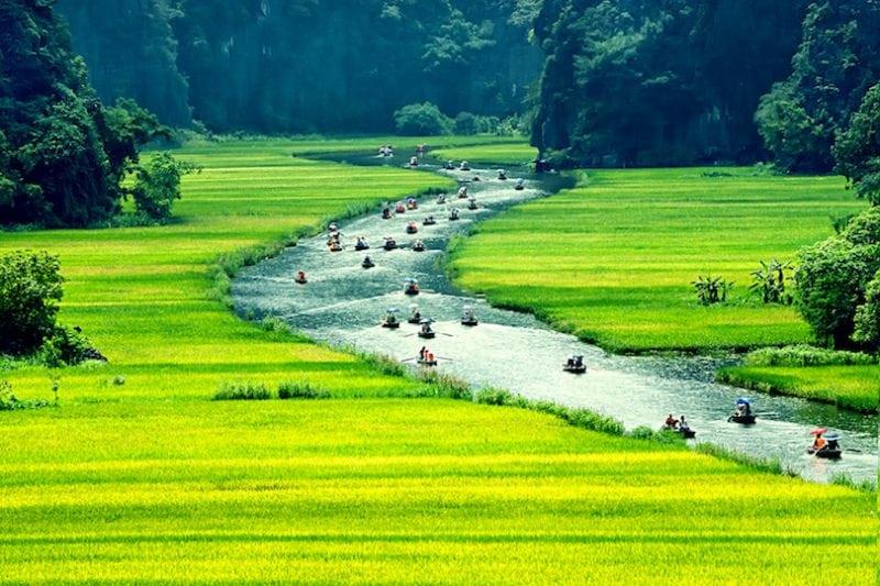 10 красот Северного Вьетнама