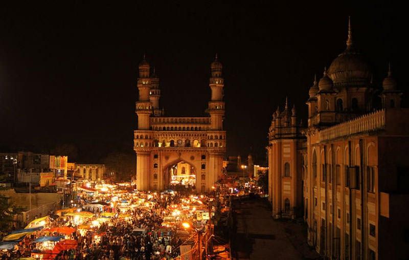 10 потрясающих исторических достопримечательностей в Индии
