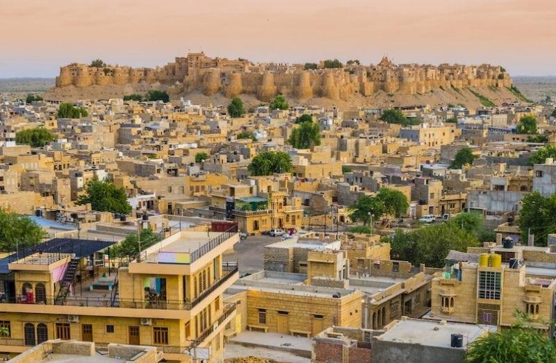 10 самых красивых мест Раджастхана, Индия