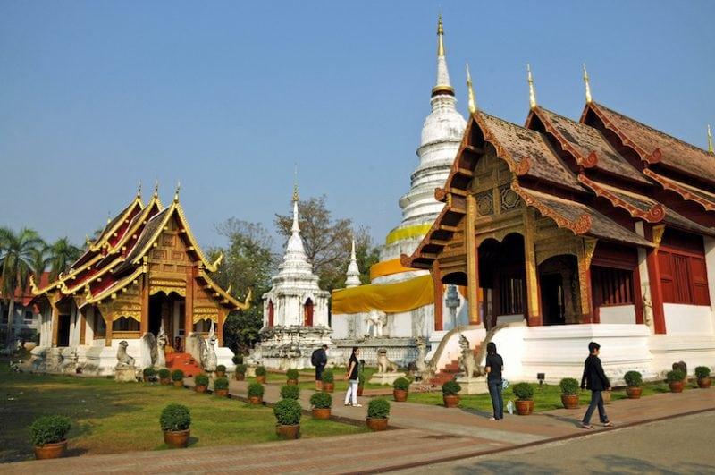 10 шикарных достопримечательностей Северного Таиланда