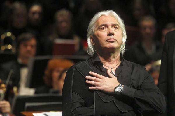 Хворостовский концерт