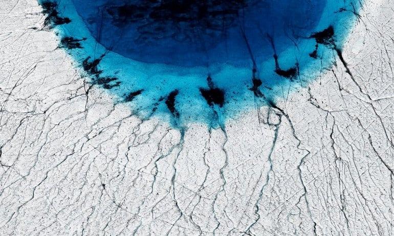 Безумная красота тающих ледников