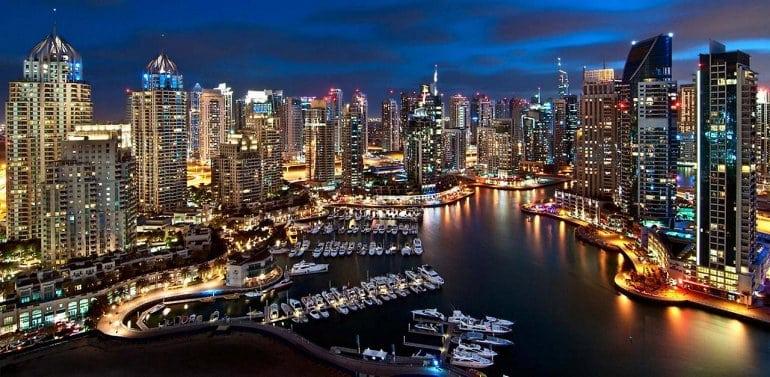 Десятка самых роскошных и дорогих гостиниц в Дубае
