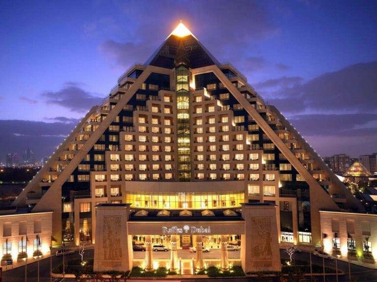 Десятка самых роскошных и дорогих гостиниц Дубаи
