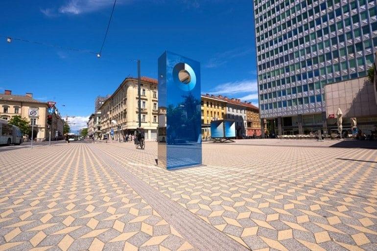 История удивительного изобретения: Цианометр Любляны