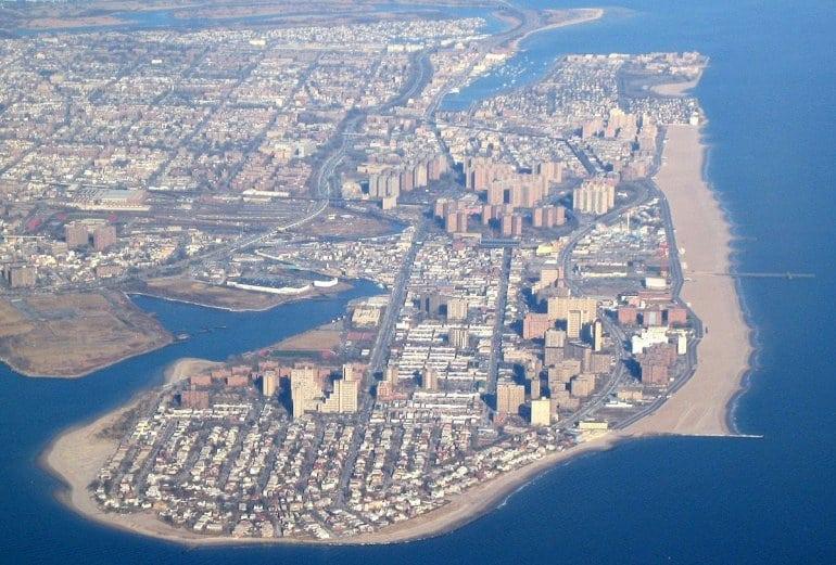 История знаменитого Кони-Айленда в Бруклине
