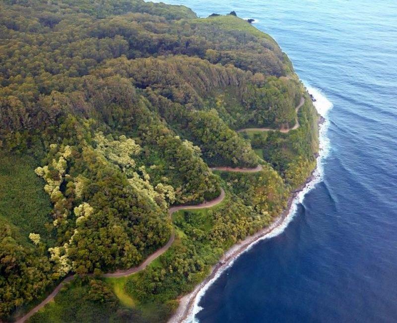 Изумительная подборка: Самые красивые дороги в мире