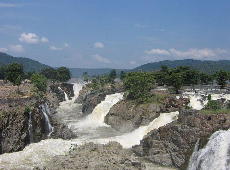 Красоты Индии: 10 уникальных водопадов