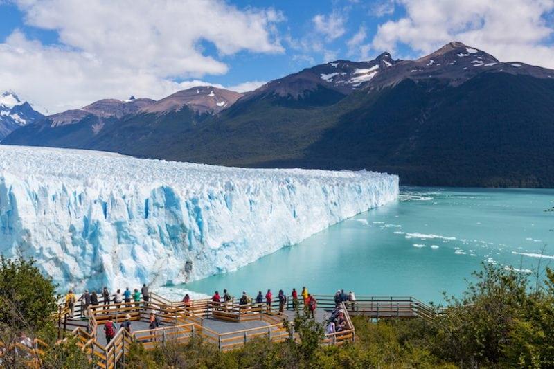 Онлайн путешествие по красивым местам Аргентины