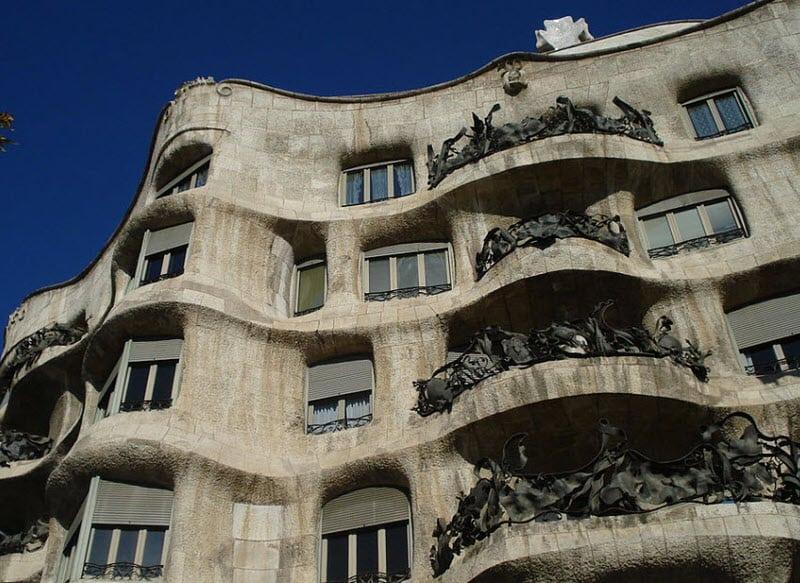 Самые необычные архитектурные строения в мире