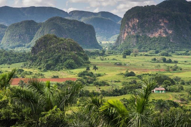 Яркая Куба: путешествие в фотографиях