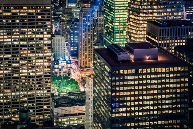 Зеленый Оазис в Нью-Йорке: Брайант парк