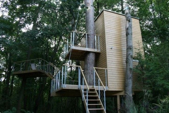 11 домов, построенных в гармонии с природой