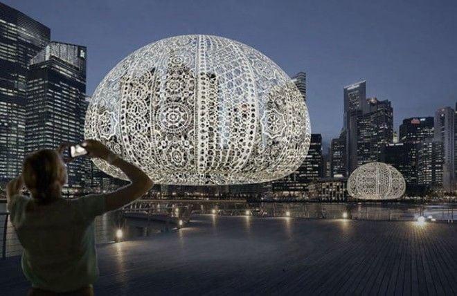11 грандиозных сооружений в искусстве, которые покорят любого