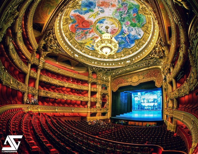 13 роскошных оперных театров, которые покорили мир