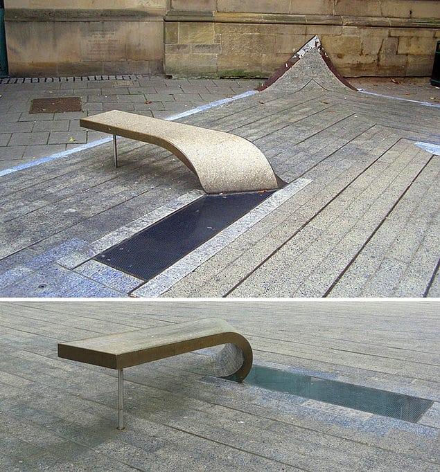 14 необычных скамеек, которые являются достопримечательностью городов