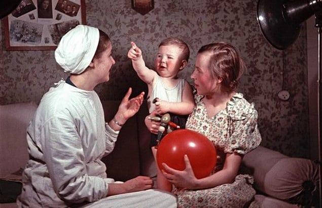 20 редких фотографий СССР