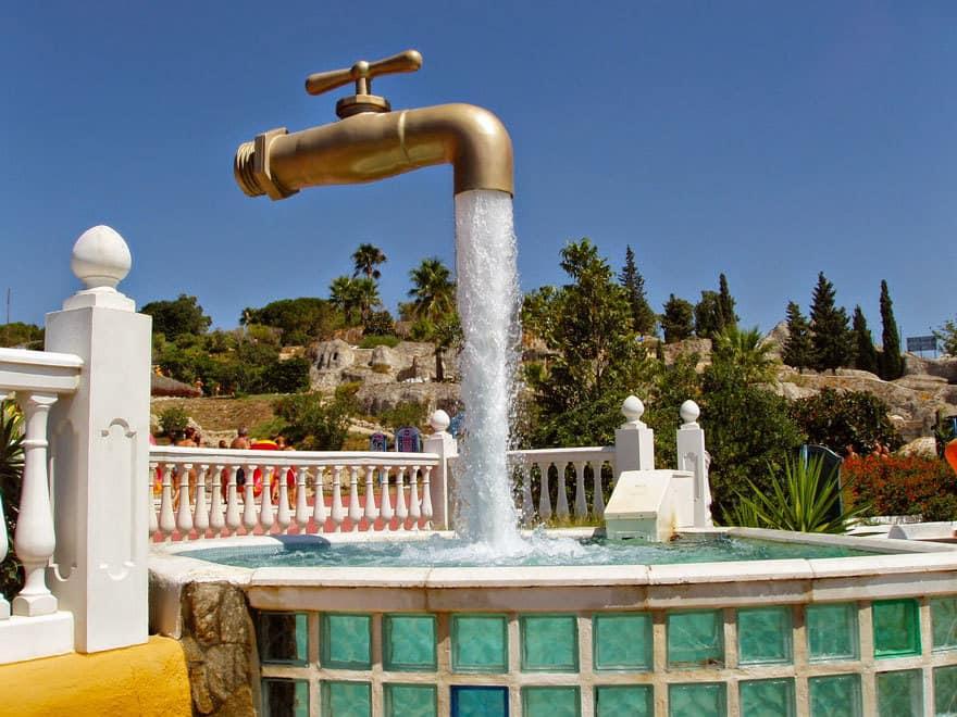 22 самых красивых и удивительных фонтана в мире