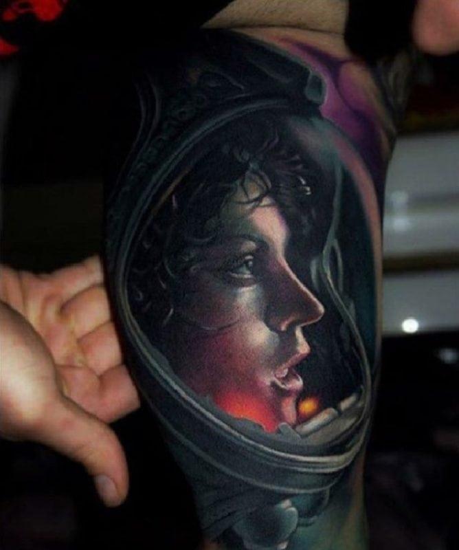 25 бесподобных татуировок. Настоящее искусство!