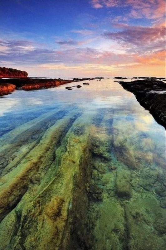 35 пляжей и водоемов с кристально-прозрачной водой