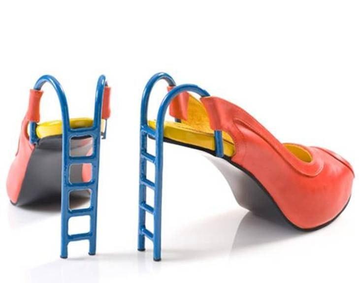 45 пар самой сумасшедшей обуви в мире