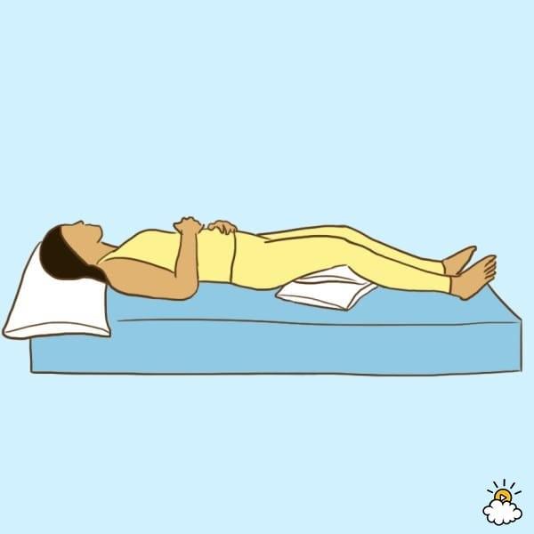 Позы для сна, которые улучшат ваше здоровье в разы!