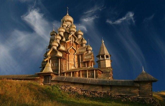 храмы построенные без единого гвоздя