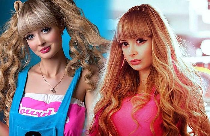 7 девушек, которые сделали из себя Барби и гордятся этим