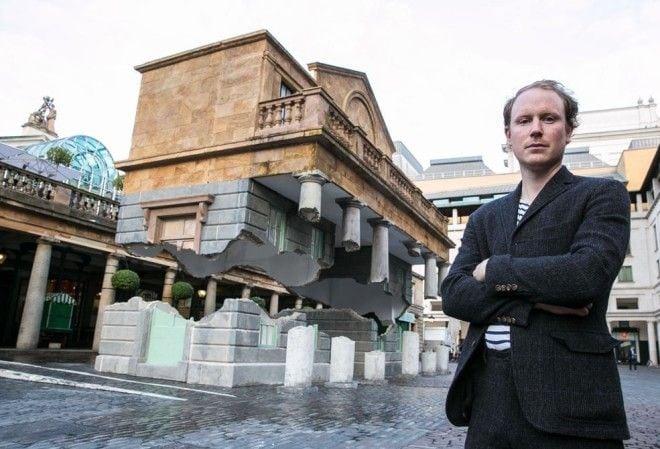 Архитектор иллюзионист создает неповторимые здания