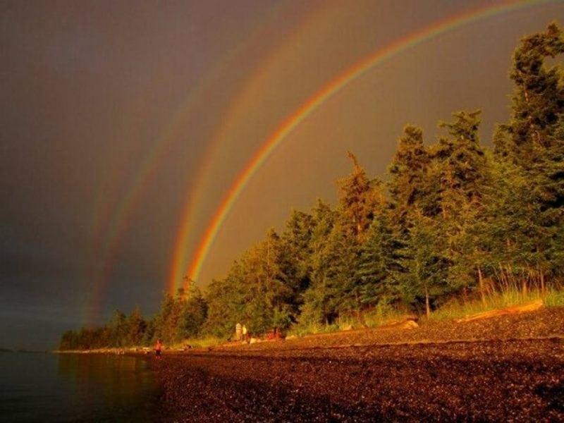 Десятка удивительных природных эффектов в фотографиях