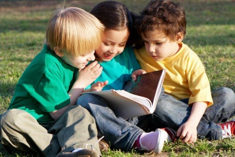 детская книга о половом воспитании